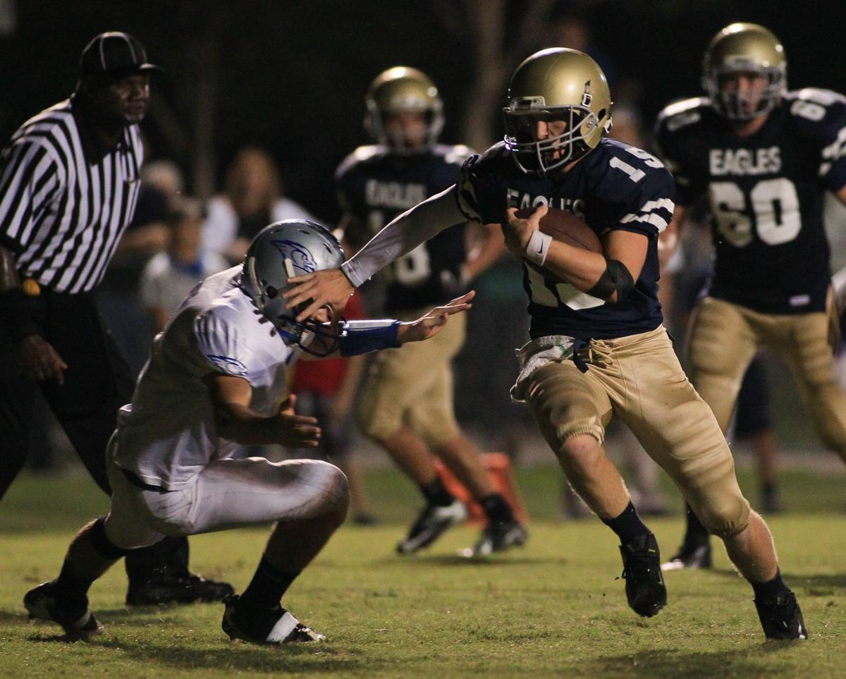 Palmetto Christian remains perfect