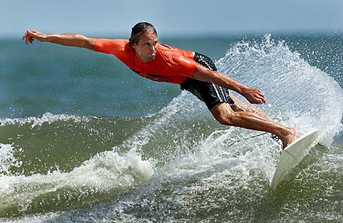 Governor's Cup Surfing