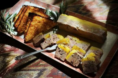 Pate panache Turning chopped liver into something special