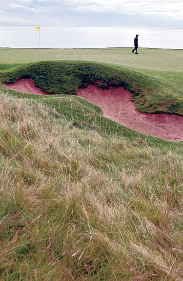 PGA Championship bunker counters owed hazard pay