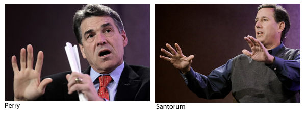 Perry drops out, endorses Gingrich