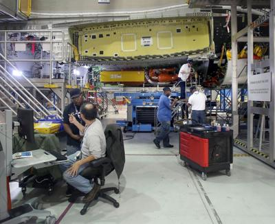 On the rise Boeing S.C. confident with rate increase, 787-10 on the horizon