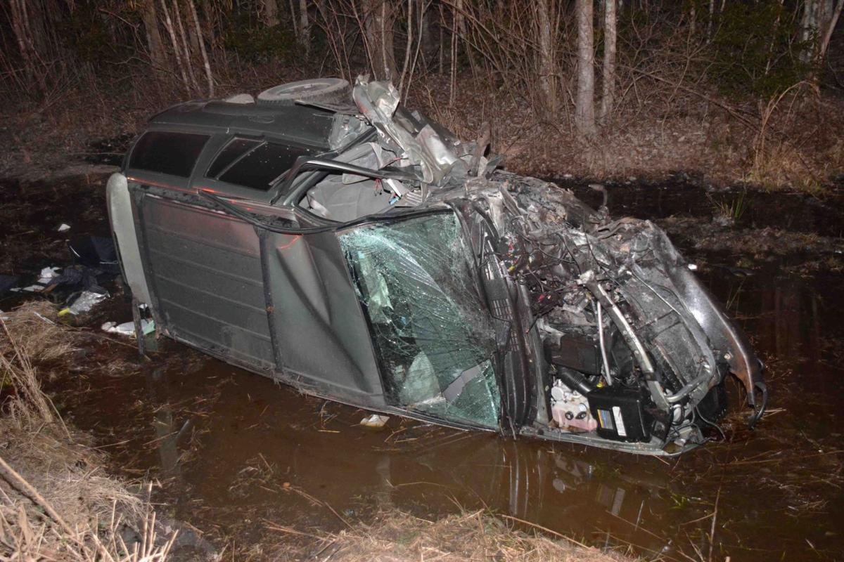 Walterboro man identified as victim in Saturday's fatal Colleton County crash