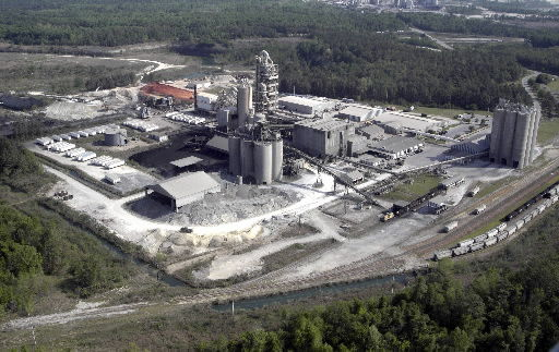 Harleyville cement plant part of $760 million sale