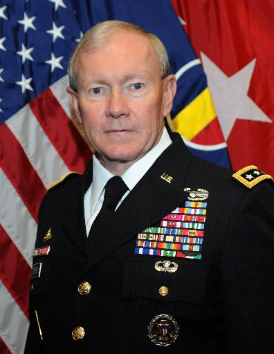 New military chief seeks balance in US power