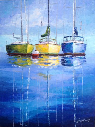 Joyce Harvey boats