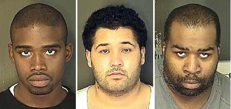 3 arrested after drugs, cash found at house