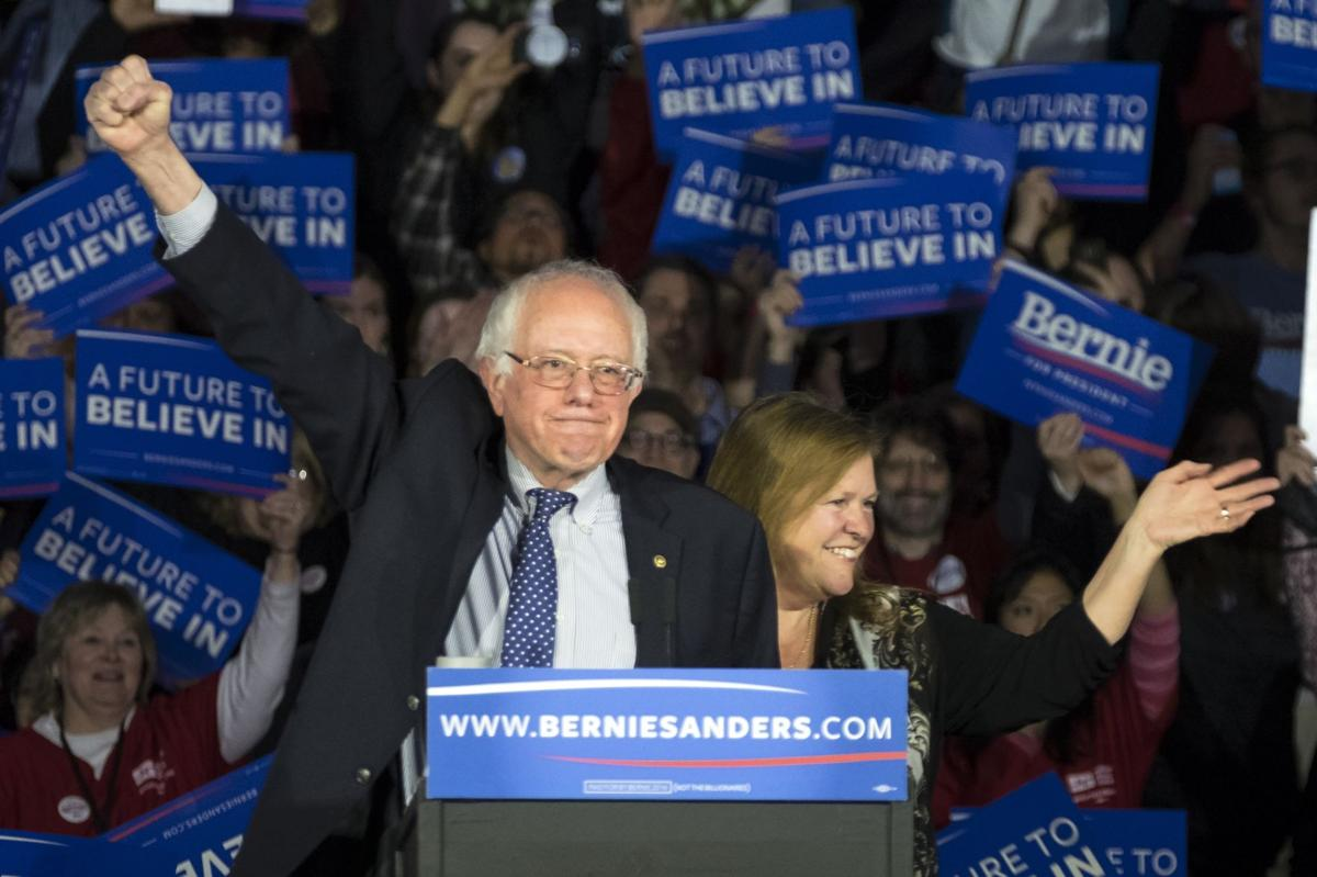Jane Sanders: Final push in S.C. should boost Bernie's support heading into primary