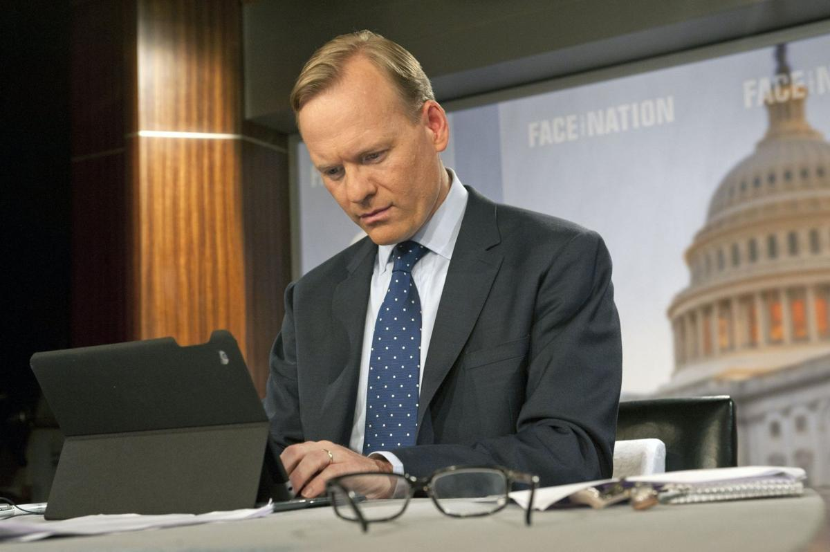 Dickerson prepares for 'Face the Nation' debut