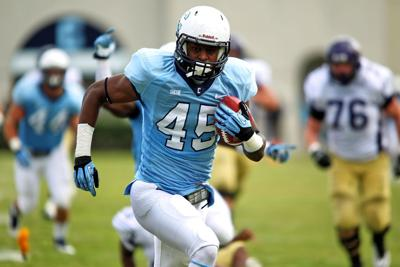 Citadel cornerback McCladdie, Timberland grad Quinton Washington get NFL mini-camp tryouts