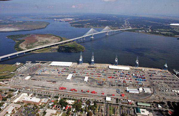 Port to handle nuke plant cargo