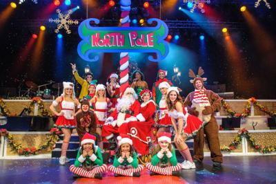 "Brad and Jennifer Moranz's ""Charleston Christmas Special"" enters its 20th season"