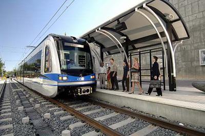 Charlotte finds light-rail success