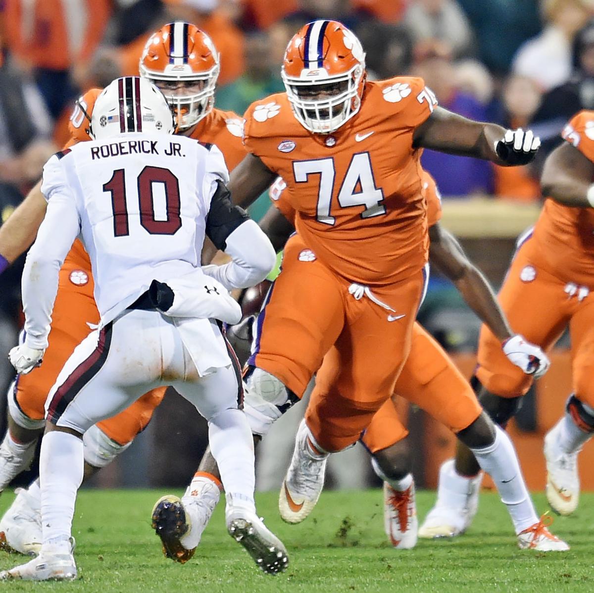 NFL Draft And Charleston Marriage Proposal: Clemson's John