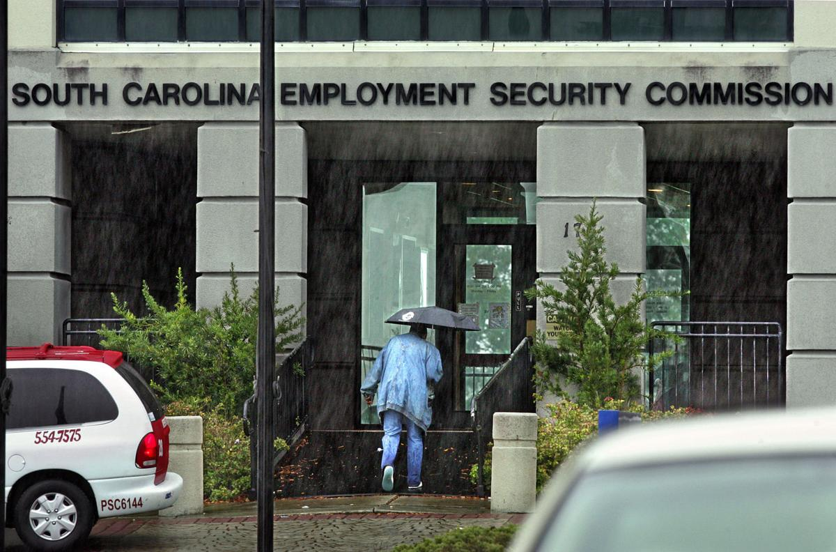 S.C. Aug. jobless rate stuck at 9.6%