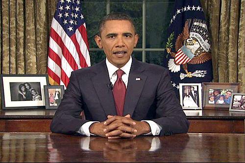 President Obama's remarks on Iraq