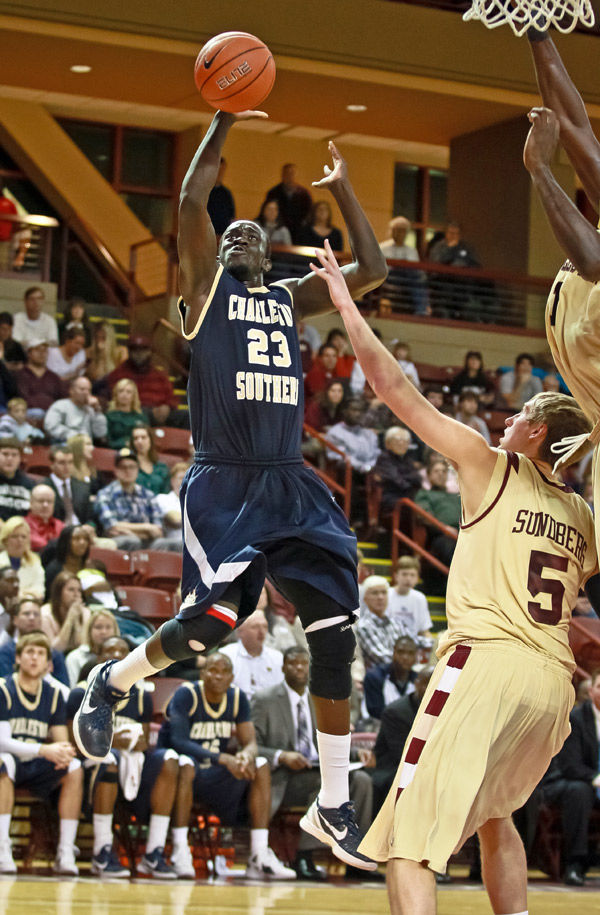 From Sudan to Charleston Southern: Buccaneers standout Mathiang Muo a survivor