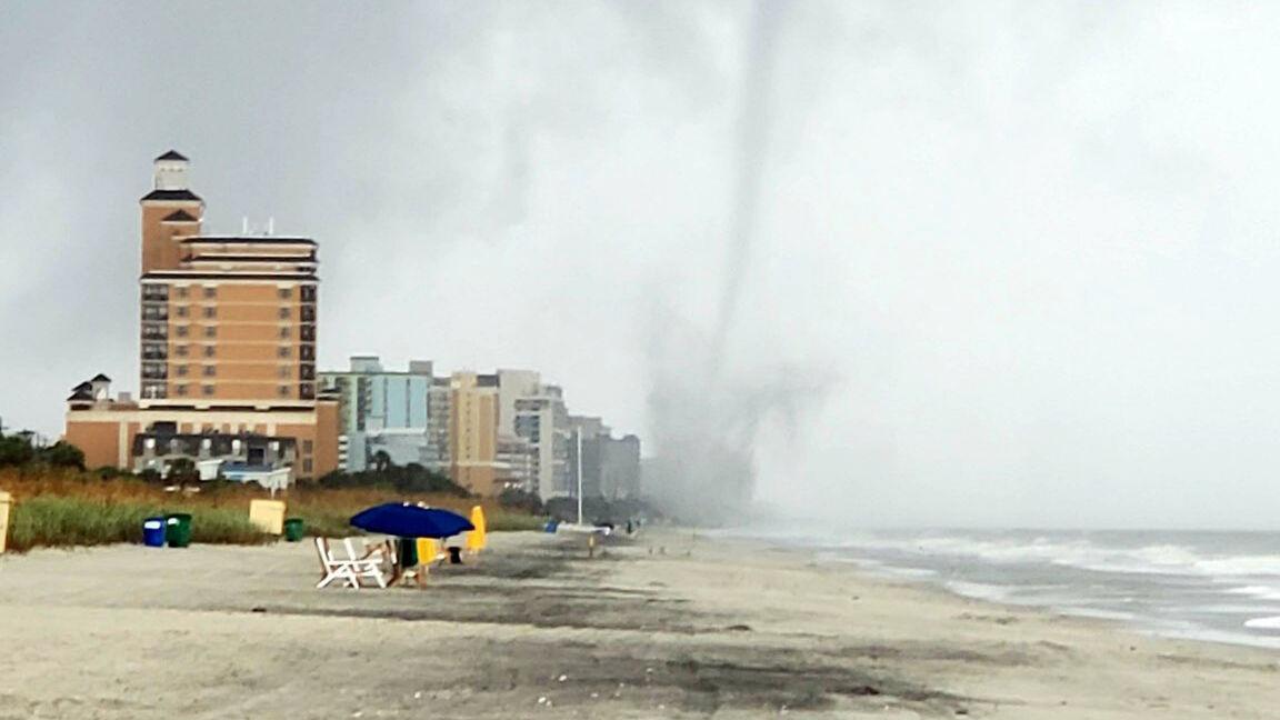 Myrtle Beach tornado
