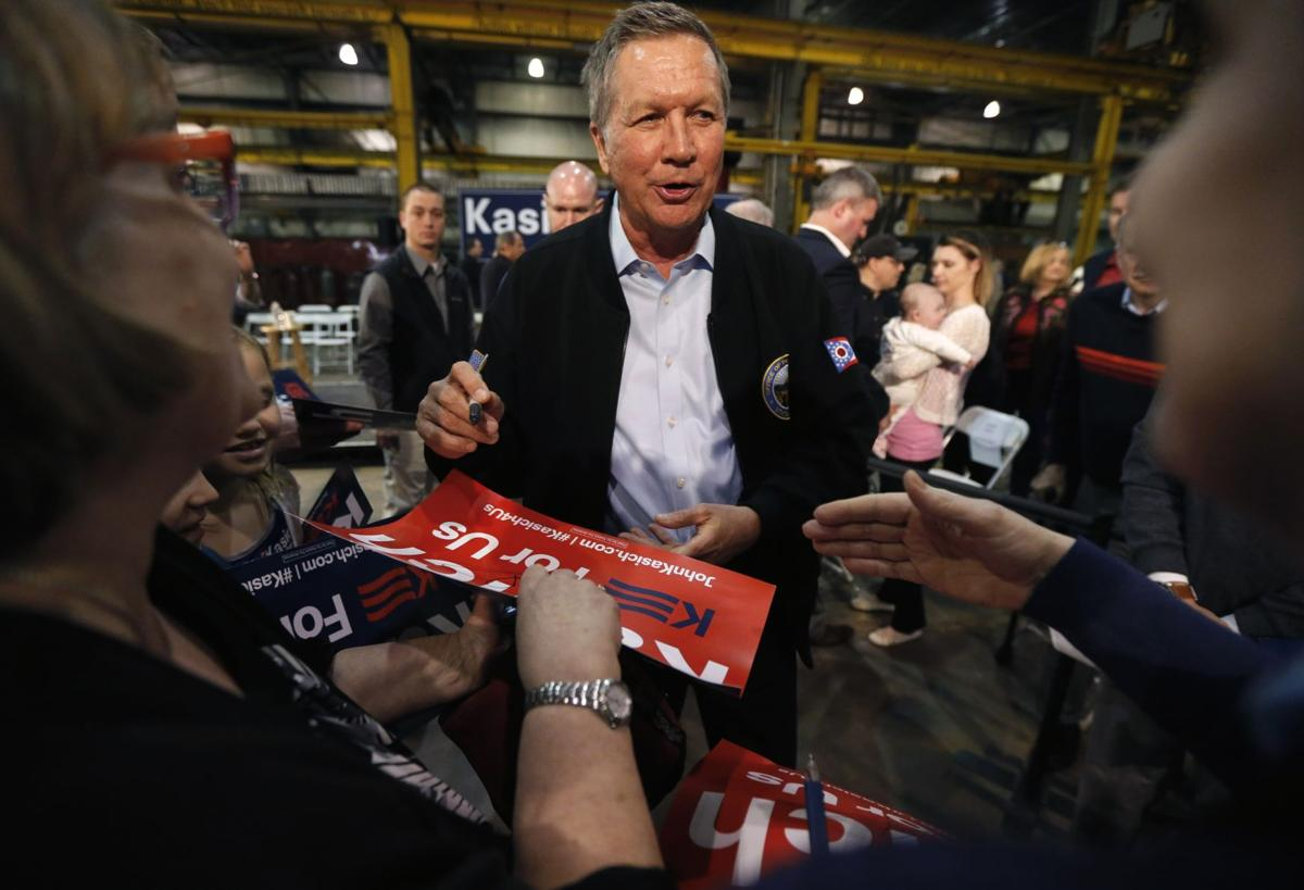 Kasich the candidate to stop Trump