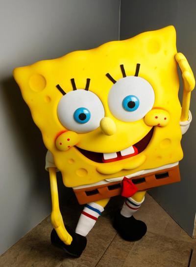 Legend, Bowie to write for 'SpongeBob Musical'