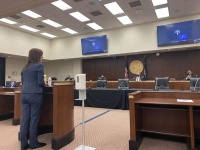 Evette abortion hearing
