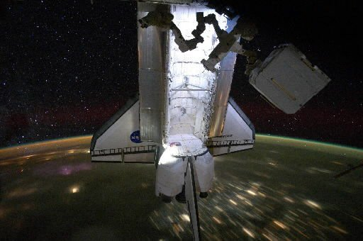 Astronauts get set to land Endeavour one last time