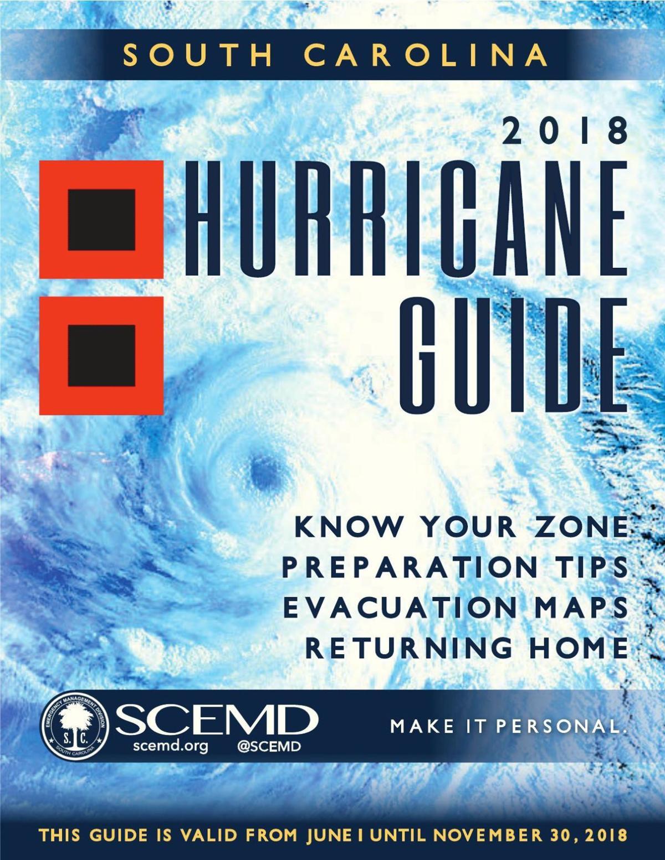 South Carolina 2018 Hurricane Guide