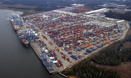 Port experiences growth spurt