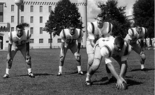 Citadel's 1960 bowl QB still tutors passers