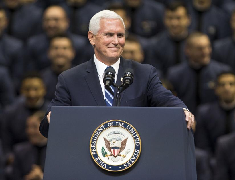 Vice President Mike Pence in SC makes the case for Trump: 'The choice has never been clearer'