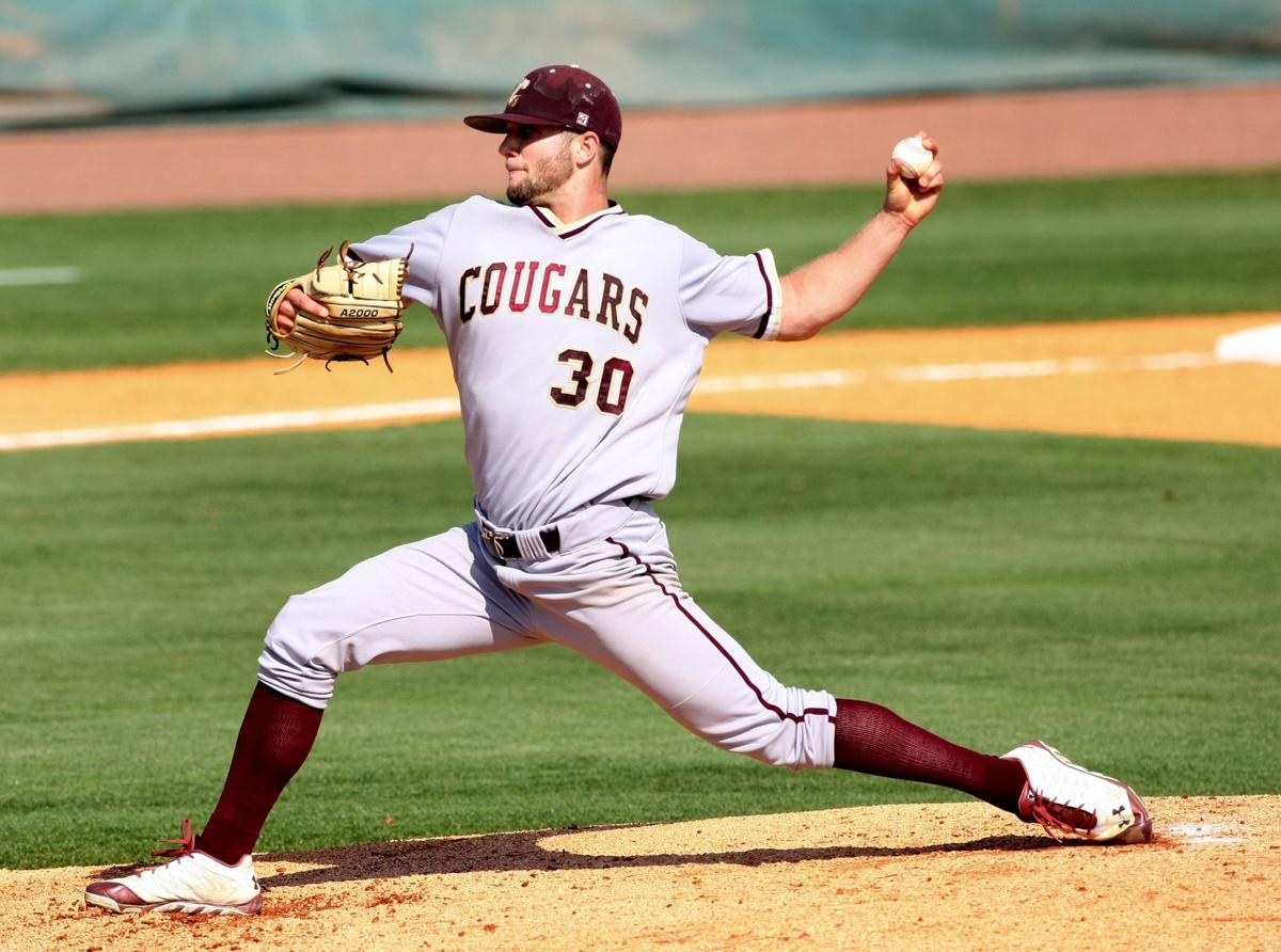 Cougars send lefty Zokan to mound