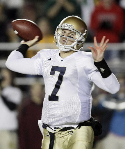 Panthers pick up Clausen