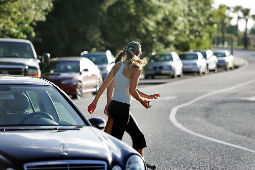 Bridge exercisers may lose free parking