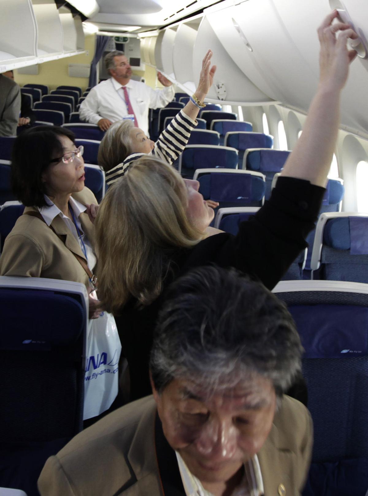 Boeing downplays union activity