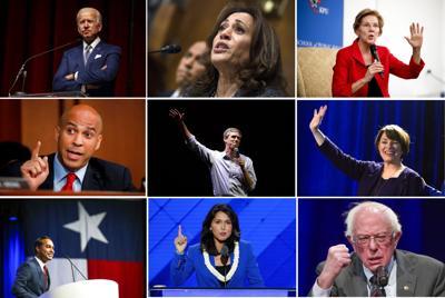 Some 2020 Democratic hopefuls (copy)