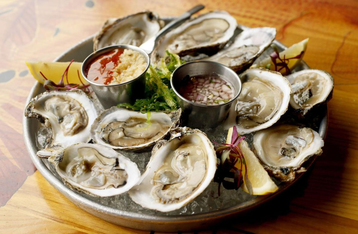 Cove Oyster Bar & Grille Wide selection of oysters, catch of the day are the pearls of North Charleston restaurant