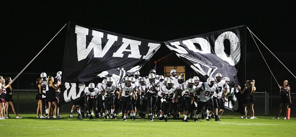 Wando over Ashley Ridge High School Football