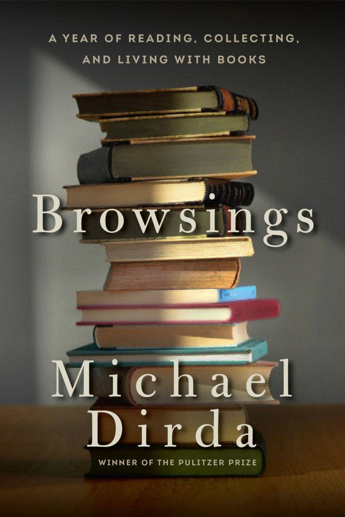Conversational essays by Michael Dirda