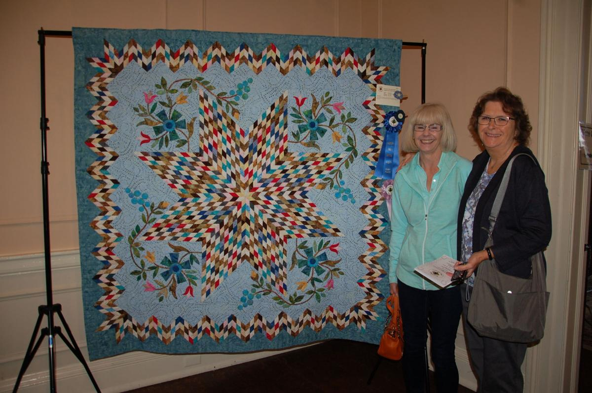Aiken Quilt Show Entries On Display At Museum News Postandcourier Com