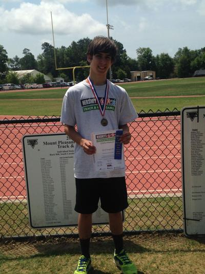 Seagle qualifies for Hershey nationals