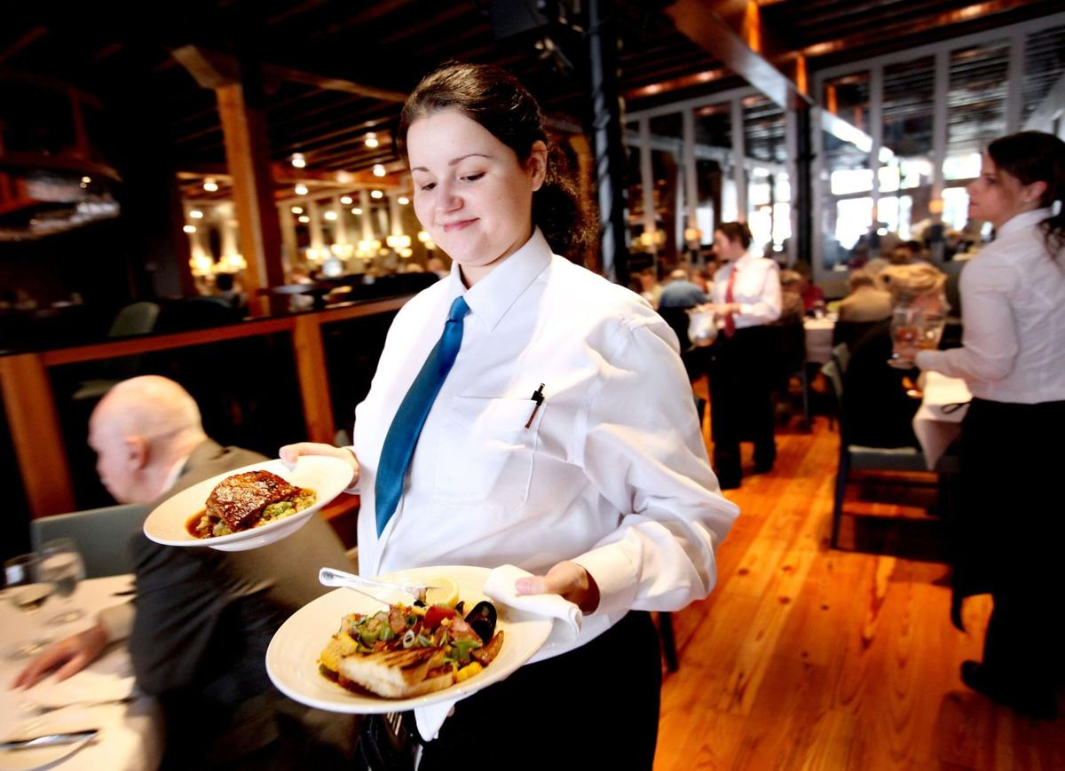 Magnolias: Service staff shines, food disappoints at festive restaurant about to celebrate 25 years