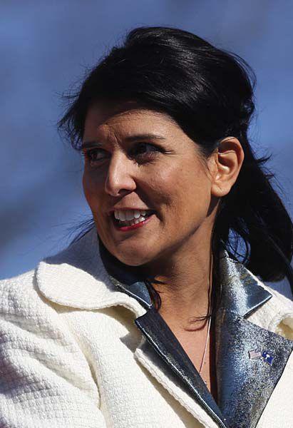 Senators subpoena Haley's top aides