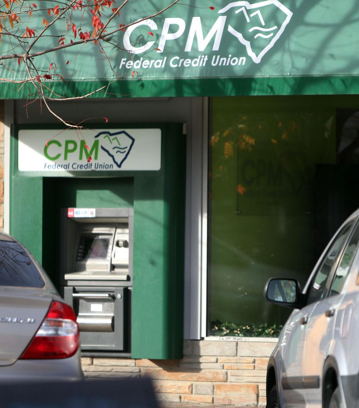 CPM credit union closing 3 branches, including 1 in North Charleston