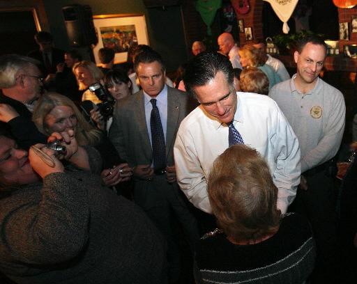 Presidential campaigns gain steam as primaries near