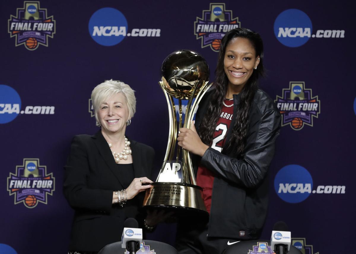 AP Awards Basketball