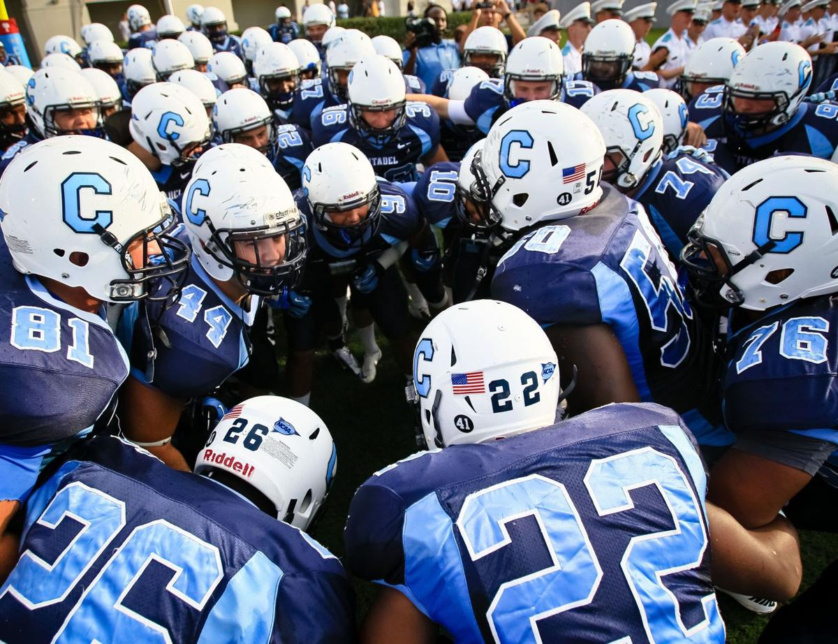 With goals suddenly in sight, Citadel Bulldogs vow to remain focused