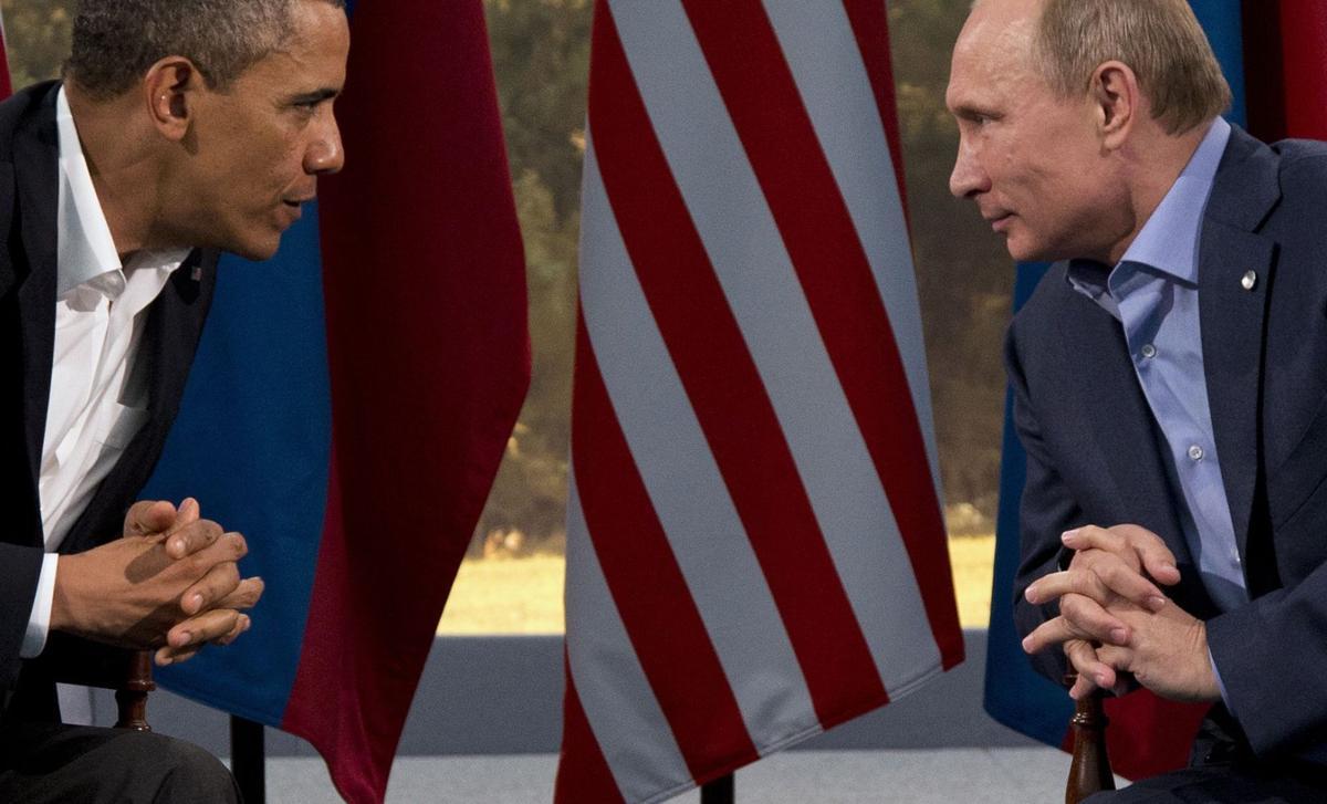 Putin's Mideast meddling