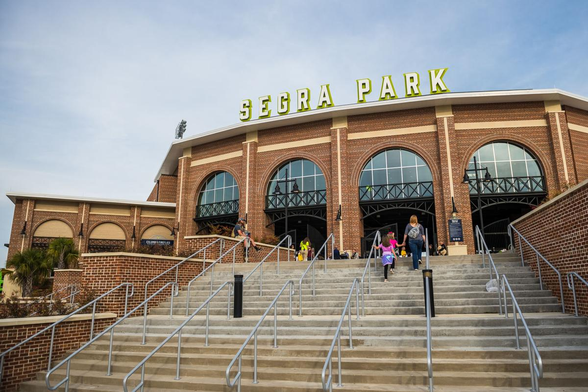 Photos: Columbia Fireflies Kick Off 2019 Season Against