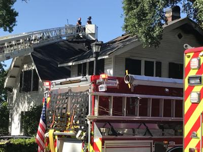 McMaster house fire