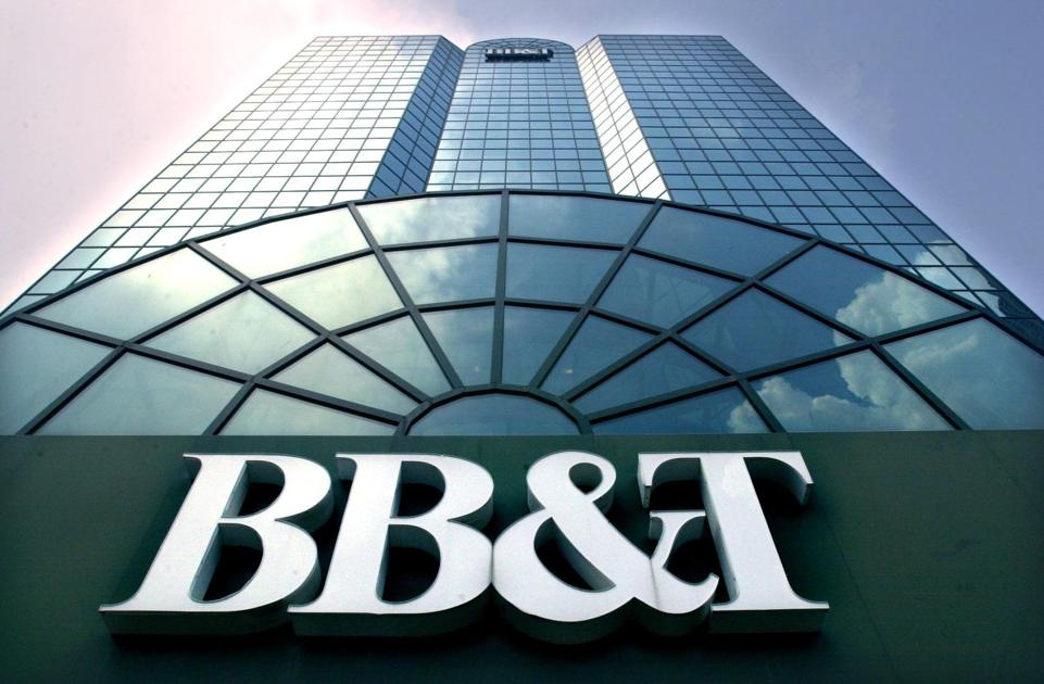 BB&T, SunTrust unveil the name of their bank after they merge